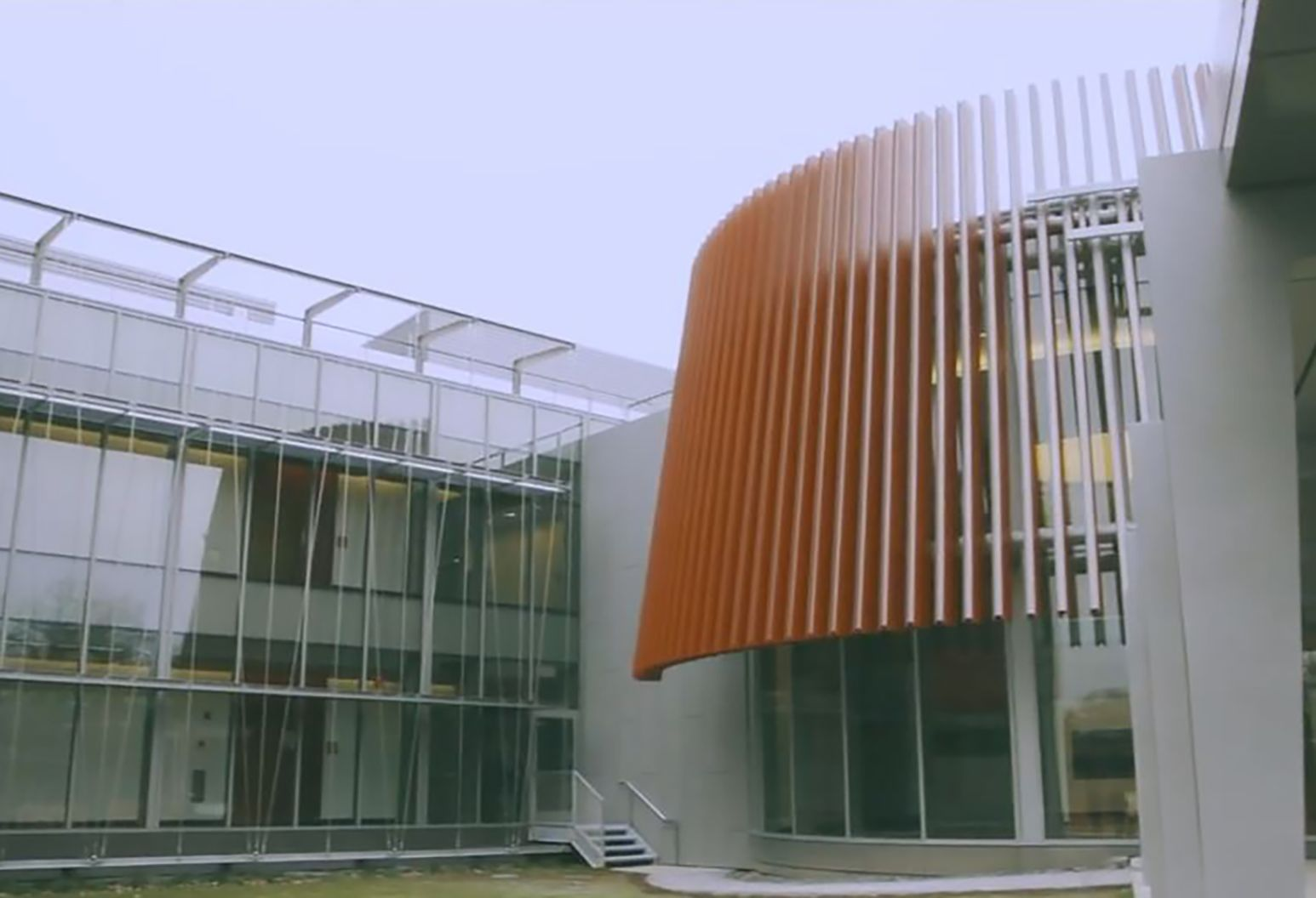 Exterior image of Behavioral Health Pavilion at Zucker Hillside Hospital