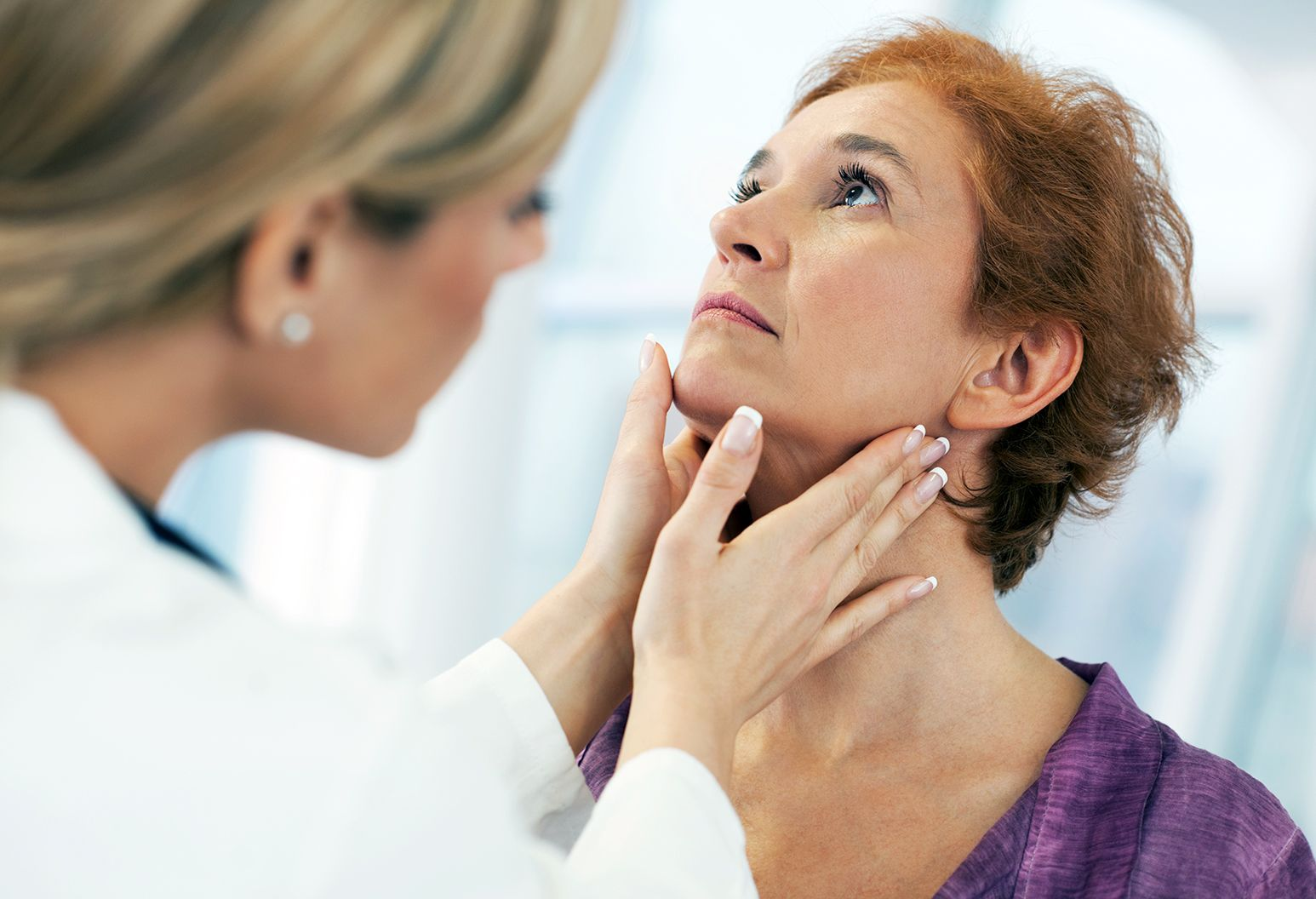 The sometimes confusing signs of a thyroid disorder