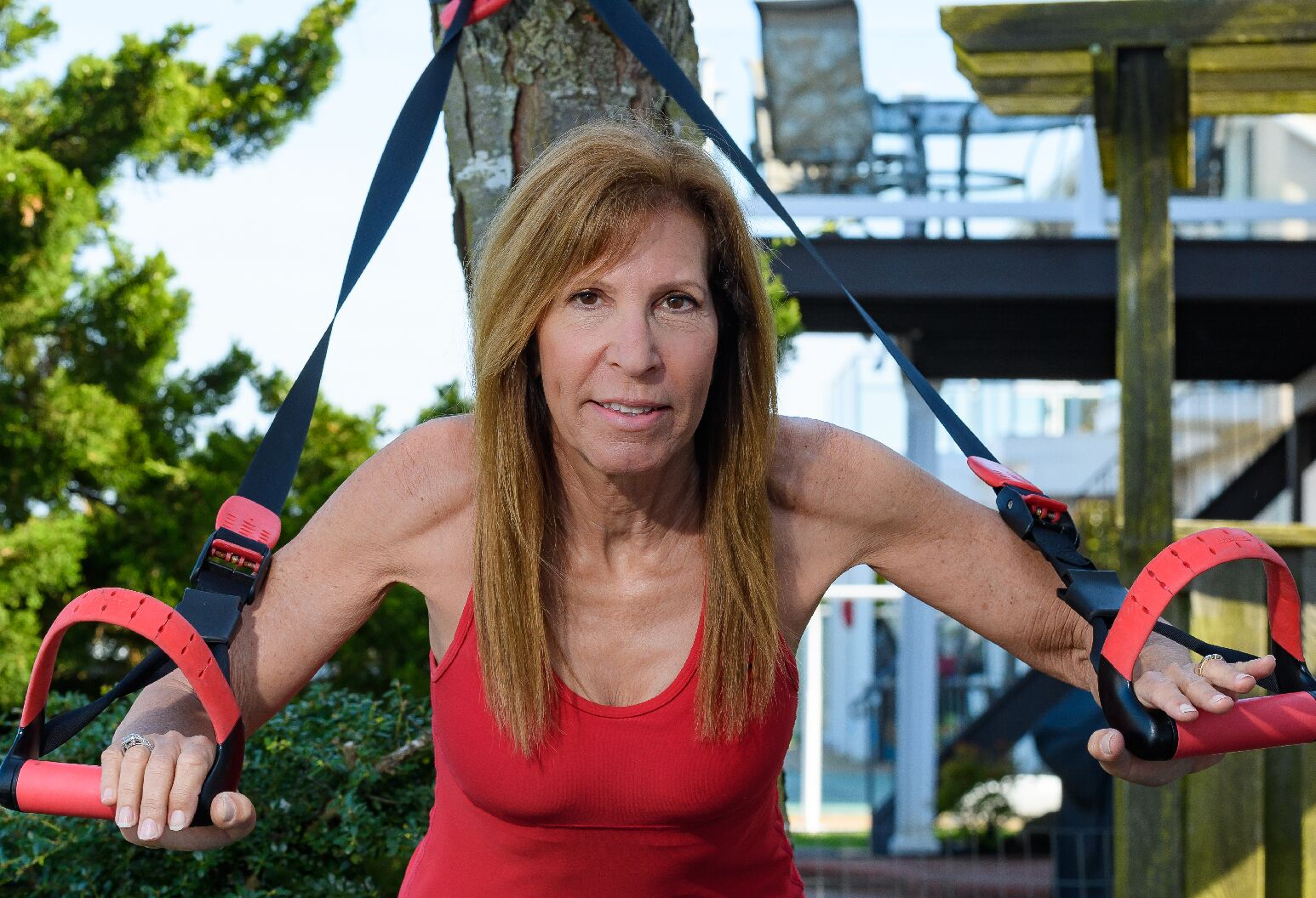 image of Bobbie Arnel, personal trainer