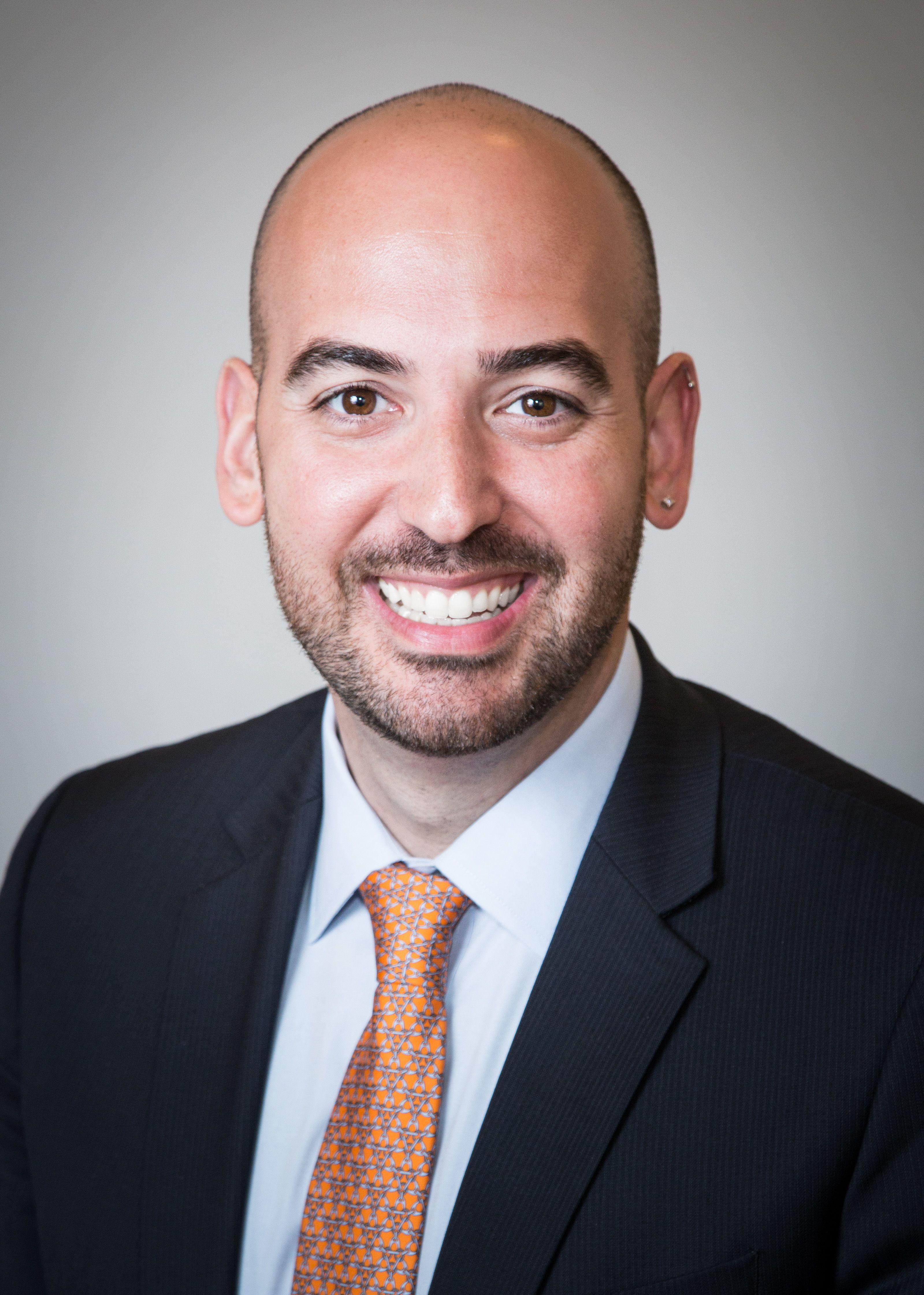 Headshot of Joseph Leggio