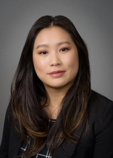 head shot of Mona Li