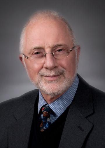 Stanley Katz headshot