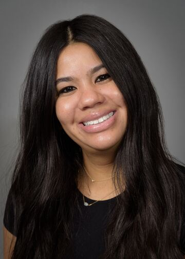 head shot of Tamika Wong