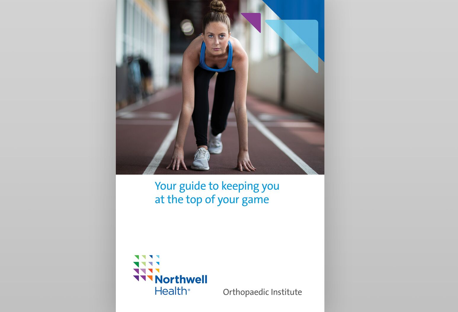 Northwell Health orthopedic ebook cover