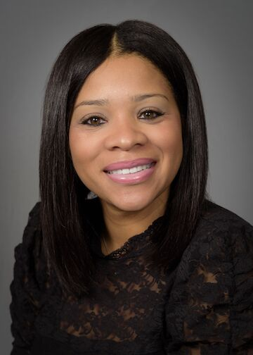 Head shot of Sherese Fralin