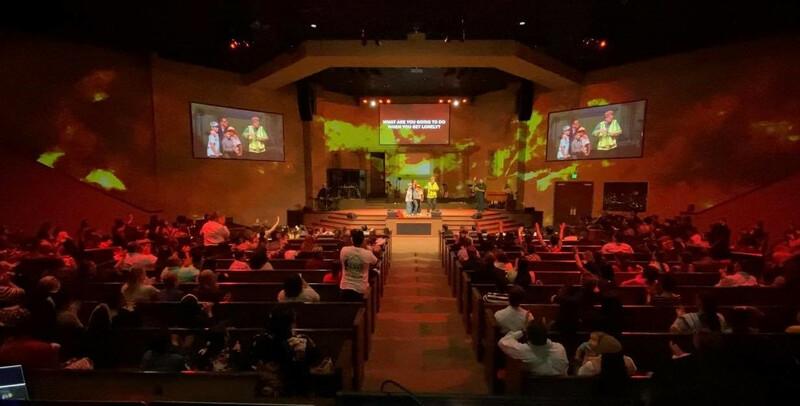 Life Challenge Church - Ovation 2