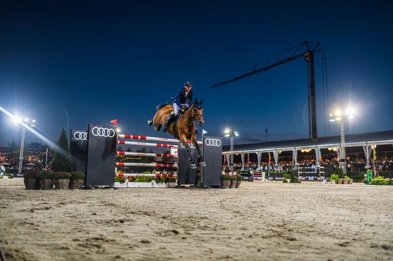Thomas Eyckmans - Max Equestrian - Brussels 5