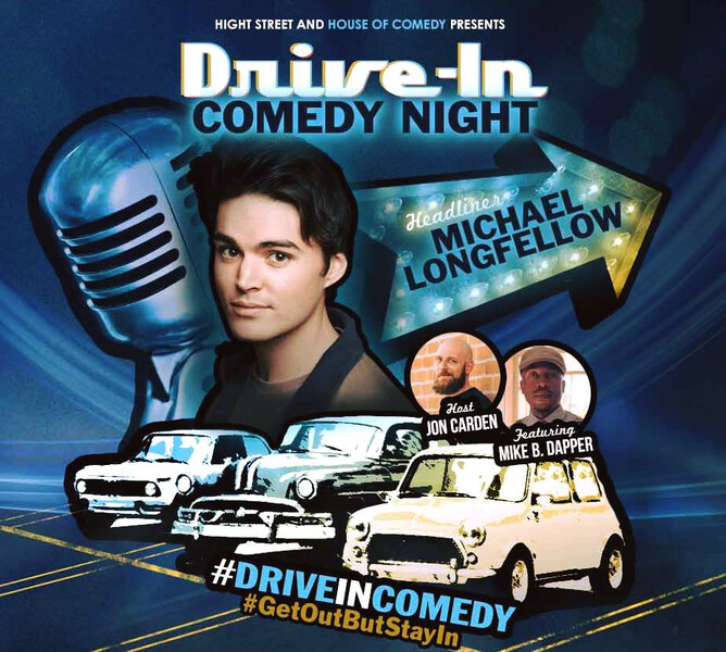 Drive-In Comedy - Rogue 2
