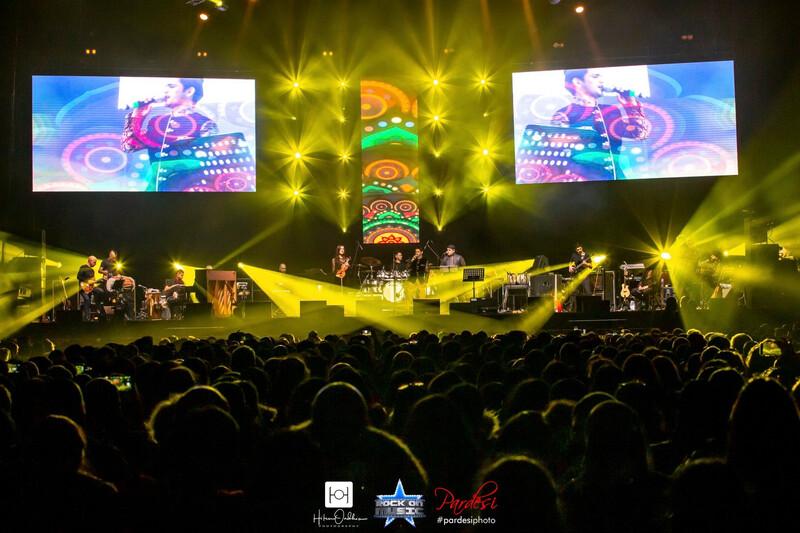 Salman Ali- Rogue - SSE Arena Wembley 5