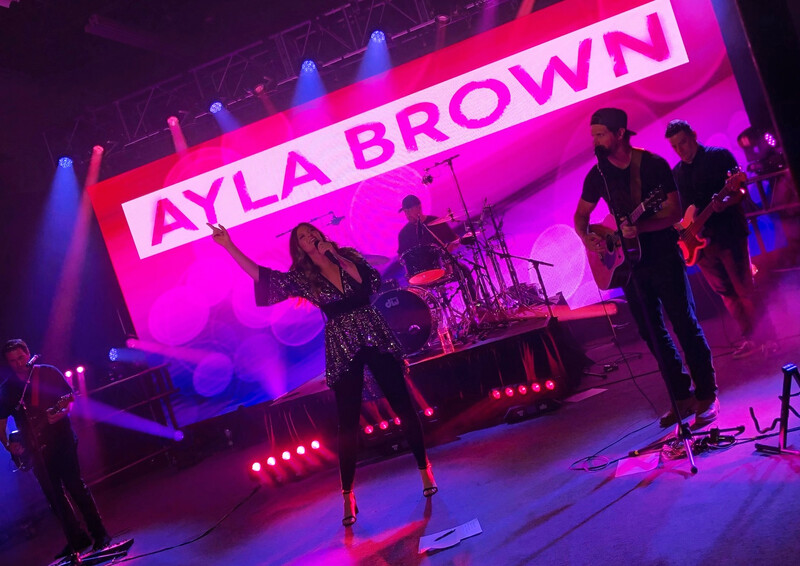 Ayla Brown - F4IP 2
