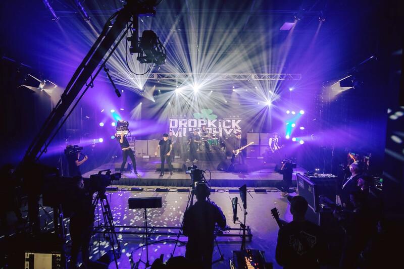 Brian Lareau - Dropkick Murphys St. Patrick's Day Show - Boston 1