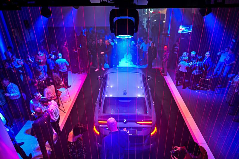 BMW Beliën - Rogue 4