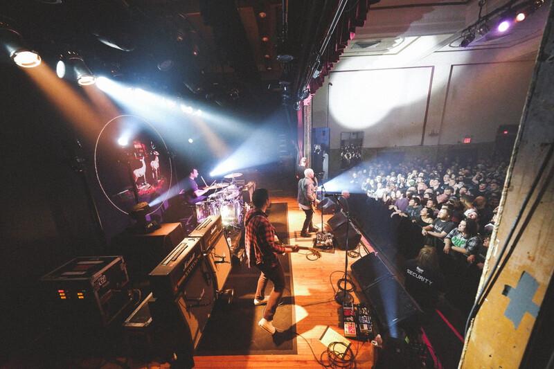Paul Siebert - Menzingers Tour - New York 4