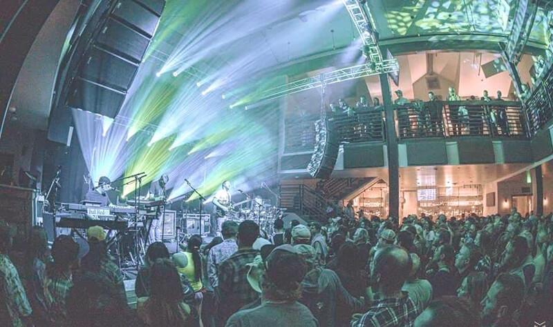 Spafford Winter Music Tour - Rogue - Colorado 2