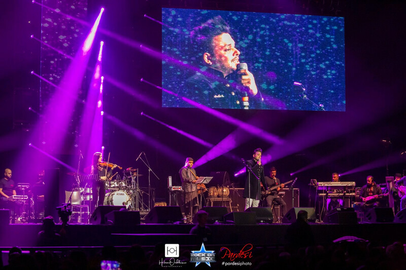 Salman Ali- Rogue - SSE Arena Wembley 2