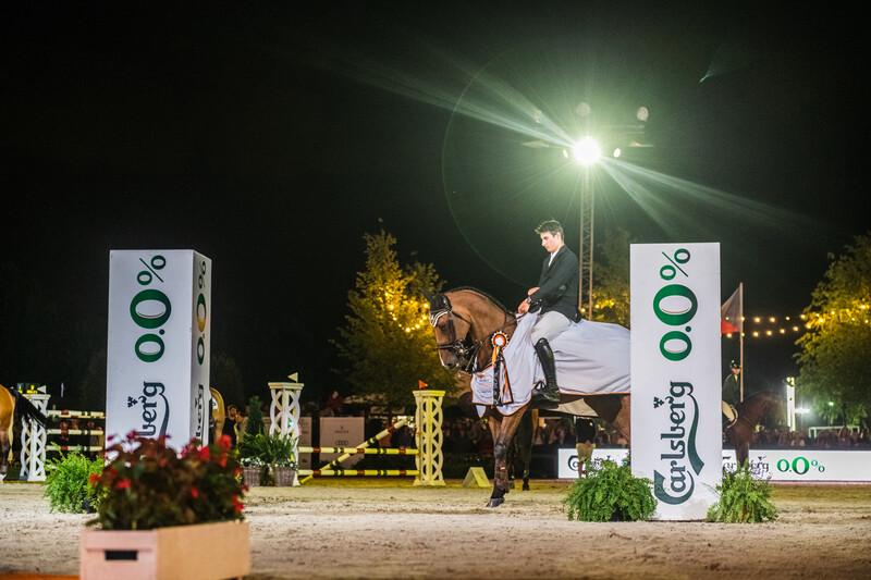 Thomas Eyckmans - Max Equestrian - Brussels 7