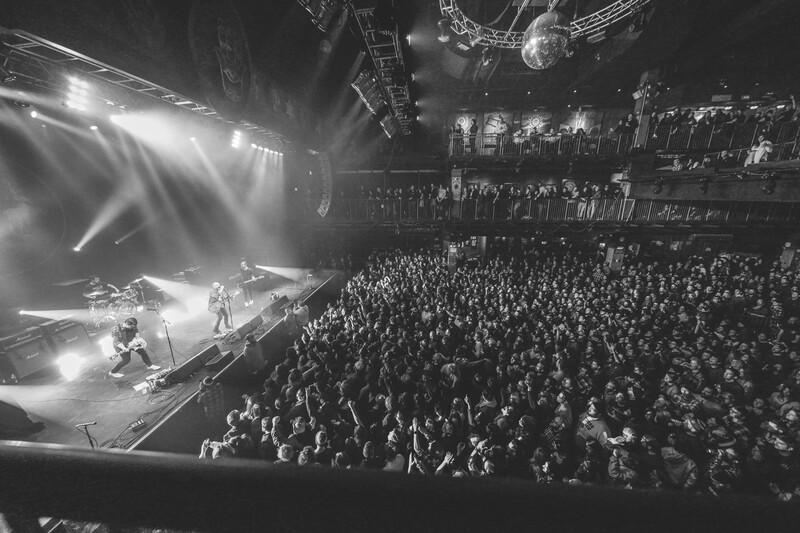 Paul Siebert - Menzingers Tour - New York 5