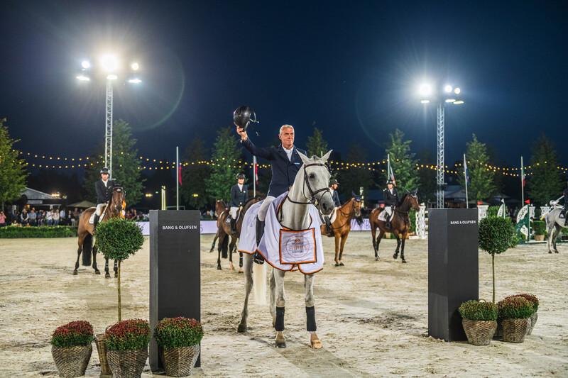 Thomas Eyckmans - Max Equestrian - Brussels 3