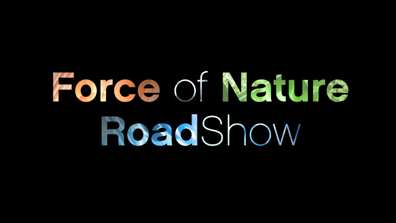Force of Nature Roadshow - Sunrise FL 2