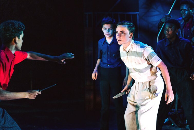 Robert Henderson - West Side Story - South London Youth Theatre - London 4