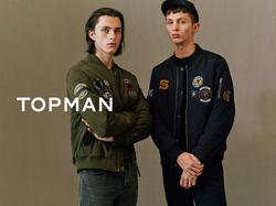 TOP MAN Men's Fashion