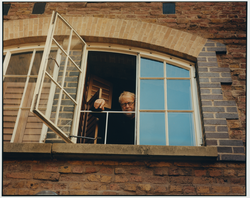 Joseph Kosuth Portraits