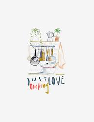 JUST LOVE COOKING Food & Beverage