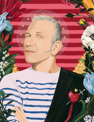JEAN PAUL GAULTIER Portraits