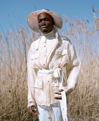 LUKHANYO MDINGI Men's Fashion