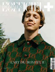 L'OFFICIEL HOMMES FR Men's Fashion