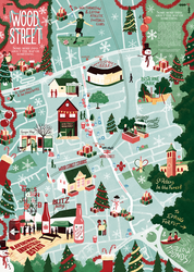 WOOD STREET MAP Editorial
