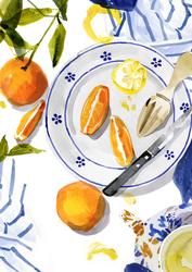 Oranges & Lemons Food & Beverage