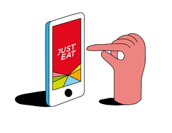 JUST EAT Commercial