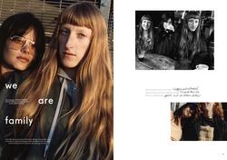 Molly Goddard Portraits