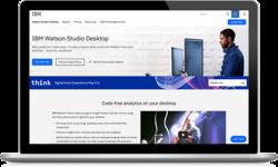 IBM Watson Studio Desktop