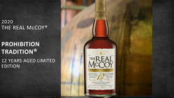 The Real McCoy LE Prohibition Tradition Distributor Launch