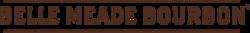 Belle Meade Bourbon Logo Alternate