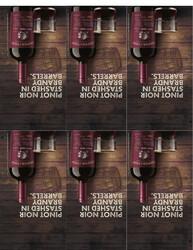 Cooper & Thief Pinot Noir 750ml Shelf Talkers - Tasting