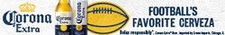 2021 Corona Extra Football Flow eComm - Banner - No CTA - 320 x 50 - Online use only – not for print
