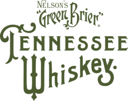 Nelson's Green Brier Tennessee Whiskey Logo - Limited Distribution – Please confirm availability