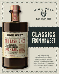 High West BFC Instagram Post Digital Banner - No CTA – 1080x1350 - For Online Use Only - Not for print or paid media