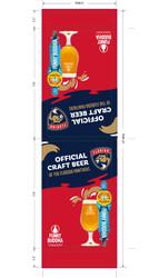 Funky Buddha - Panthers - FL Draft - Menu Acrylic