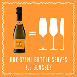 Ruffino Prosecco 375ml Bottle EdPi Image - Size