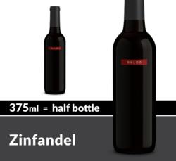 Saldo Zinfandel 375ml COPHI