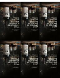 Cooper & Thief Red Wine Blend 750ml Shelf Talkers - Tasting