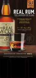 The Real McCoy 5 Year Rum Spring FY22 Custom Case Card