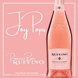 Ruffino Prosecco Rose 750 ml Bottle EdPi Image - Brand