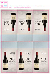 SIMI 2019 Sonoma County Series Pinot Noir Hot Sheet Anthony Dias Blue Blue Lifestyle 90 Points