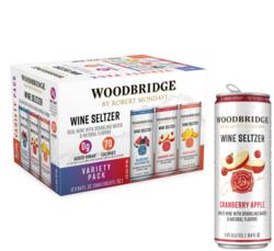 Woodbridge Wine Seltzer Variety Pack FY22 8.4oz Can 12pk COPHI - No Text