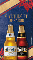 2021 Modelo Holiday - Vertical Post Version 2- Social Asset - Online use only – not for print